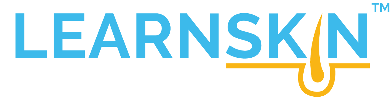 LearnSkin logo